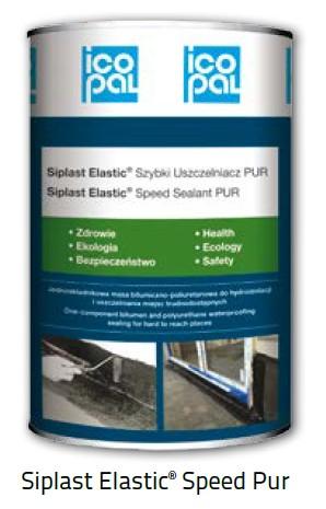 Siplast Elastic Speed PUR