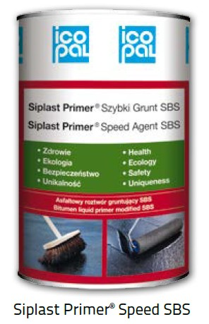 Siplast Primer Speed SBS